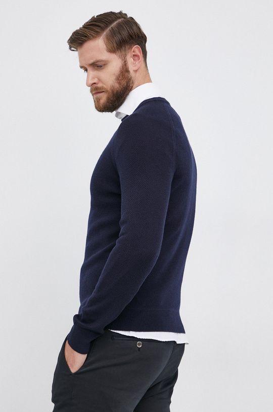Guess - Sweter z domieszką wełny 31 % Akryl, 21 % Poliamid, 43 % Poliester, 5 % Wełna