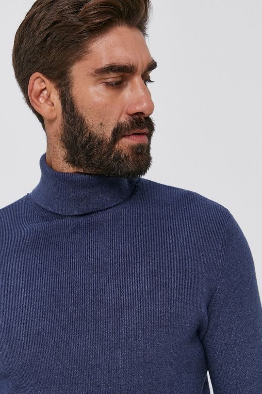 granatowy Guess - Sweter