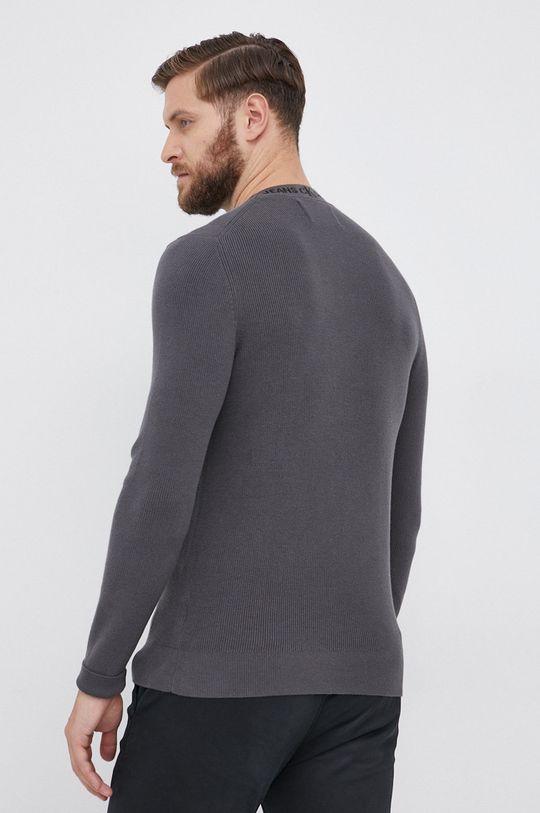 Calvin Klein Jeans - Sweter 88 % Bawełna, 2 % Elastan, 10 % Poliamid