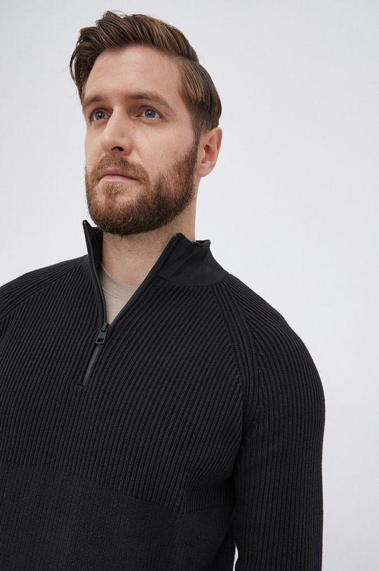 czarny Calvin Klein Jeans - Sweter