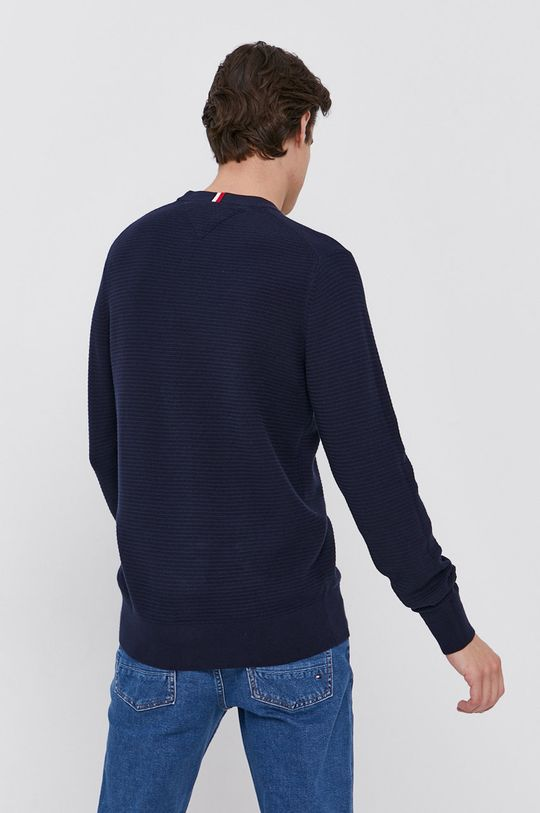 Tommy Hilfiger - Sweter 100 % Bawełna organiczna