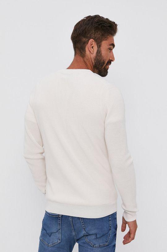Boss - Sweter 100 % Wełna dziewicza
