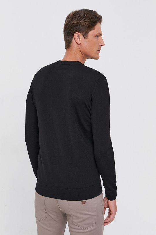 Emporio Armani - Sweter wełniany 100 % Wełna dziewicza