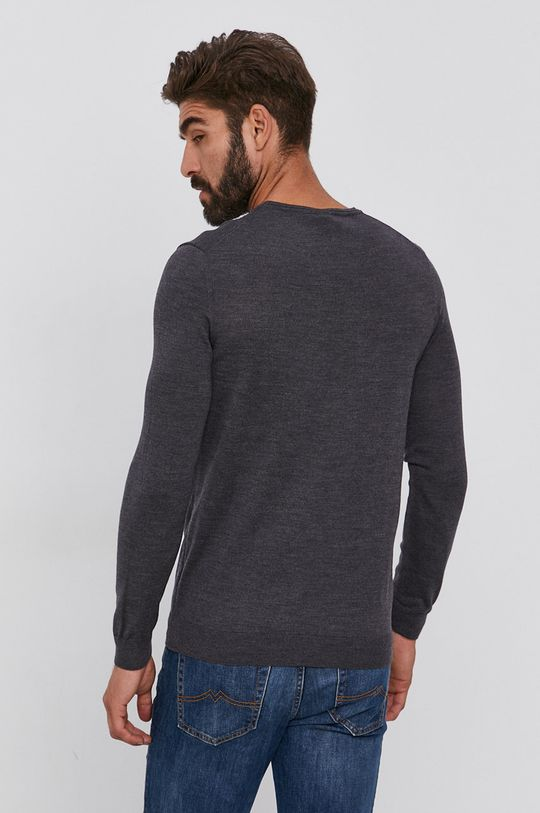 Joop! - Sweter 100 % Wełna dziewicza