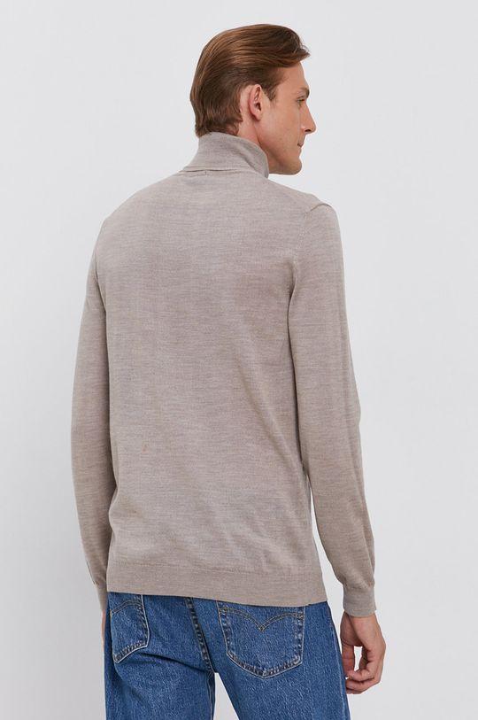 Joop! - Sweter wełniany 100 % Wełna dziewicza