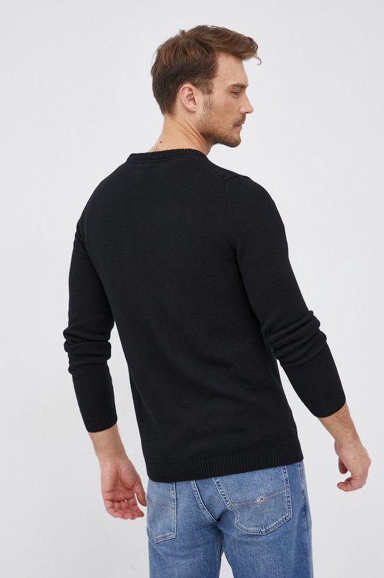 Joop! - Vlněný svetr  20% Polyamid, 80% Virgin vlna
