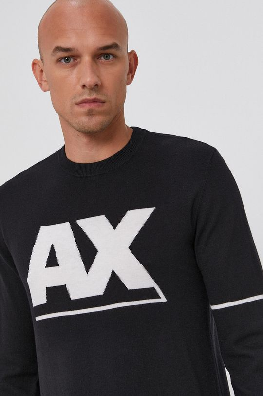 Armani Exchange - Sweter Męski
