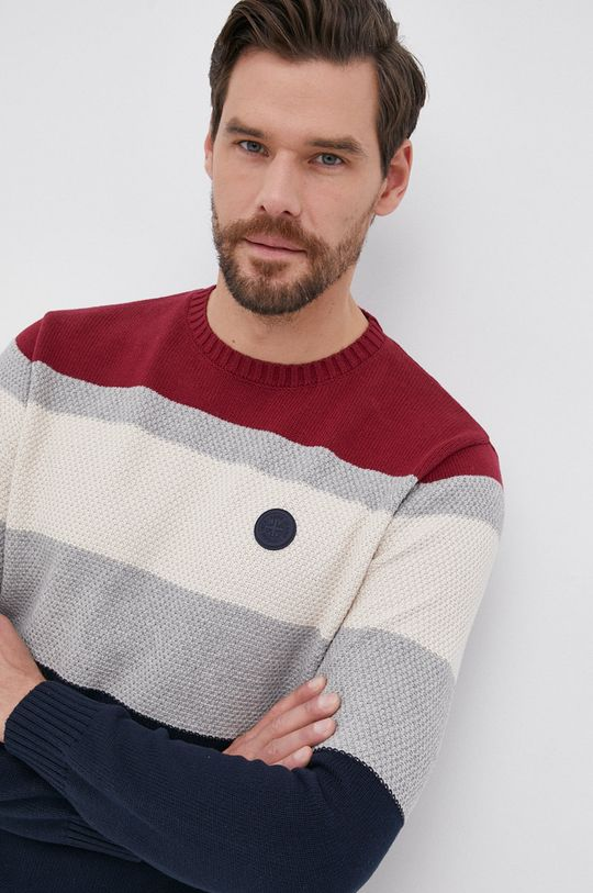 granatowy Pepe Jeans - Sweter Francis