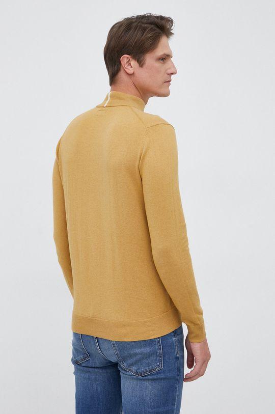 Pepe Jeans - Sweter z domieszką wełny Charles 94 % Bawełna, 3 % Kaszmir, 3 % Wełna
