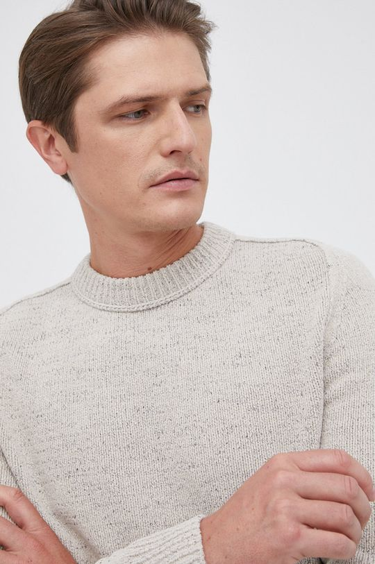 beżowy Marc O'Polo - Sweter