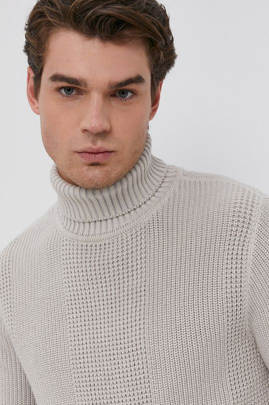 beżowy G-Star Raw - Sweter