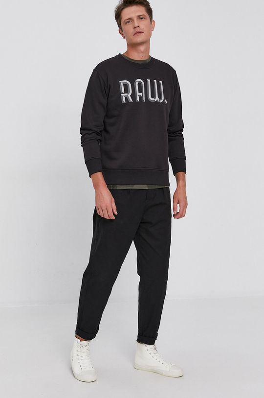 G-Star Raw - Bluza czarny