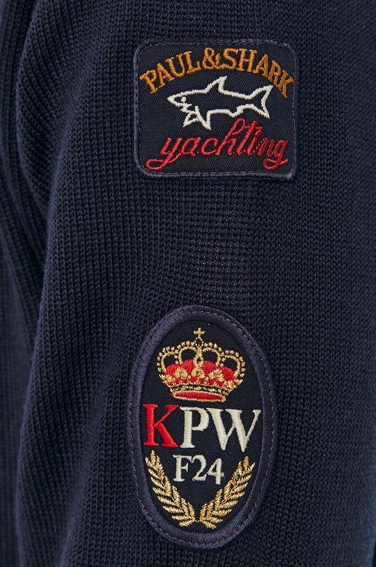 PAUL&SHARK - Vlněný svetr