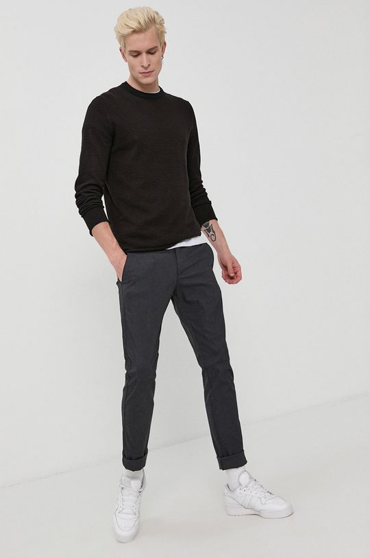Only & Sons - Pulover negru