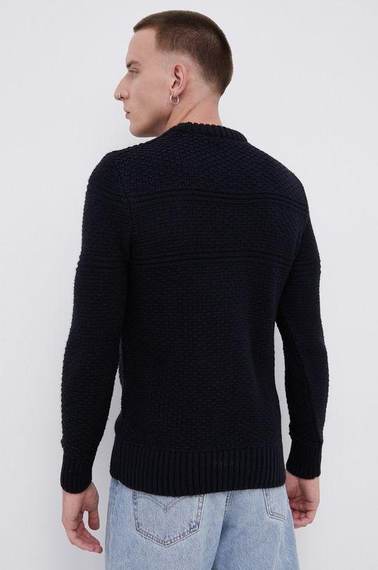 Superdry - Sweter z domieszką wełny 70 % Akryl, 30 % Wełna