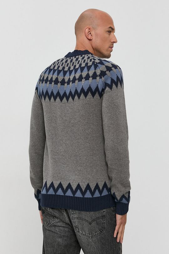 Solid - Sweter 50 % Akryl, 50 % Bawełna