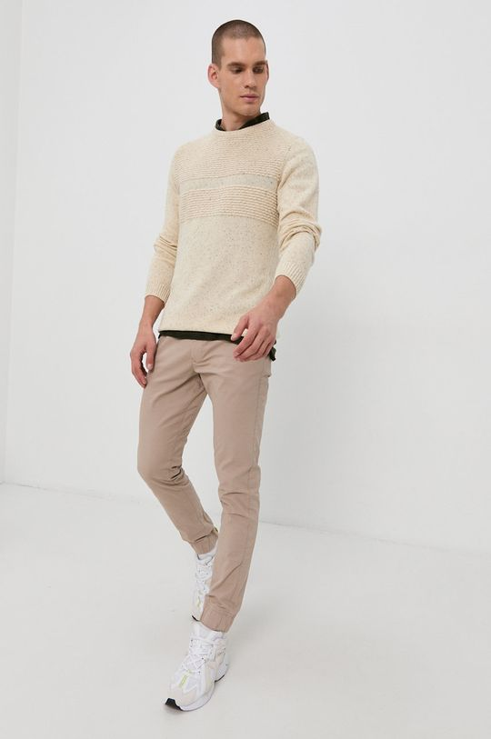 Solid - Sweter cielisty