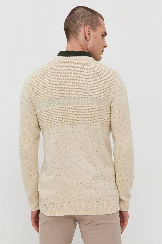 Solid - Sweter 60 % Bawełna, 30 % Nylon, 10 % Wełna
