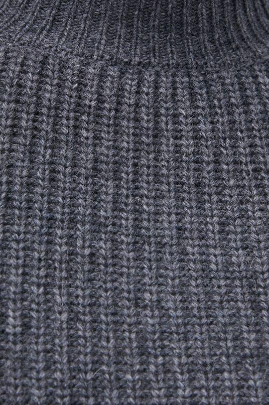 !SOLID - Vlněný svetr Pánský