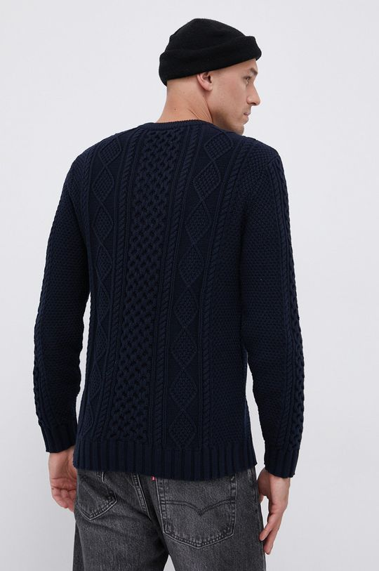 !SOLID - Bavlněný svetr  100% Bavlna