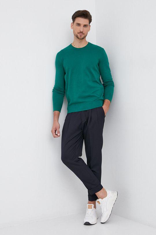 GAP - Sweter brązowa zieleń