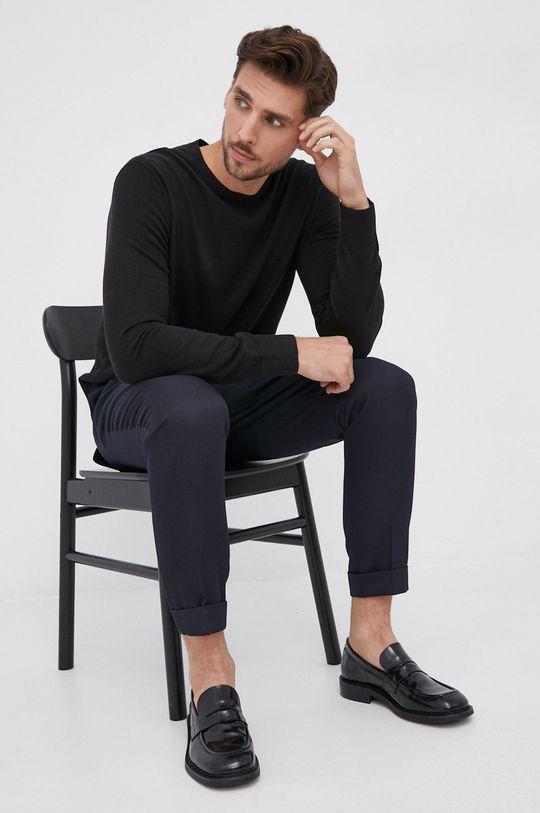 GAP - Sweter czarny