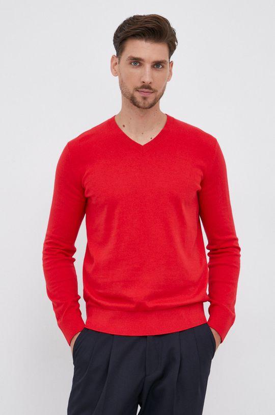 GAP - Sweter czerwony