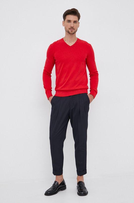 czerwony GAP - Sweter