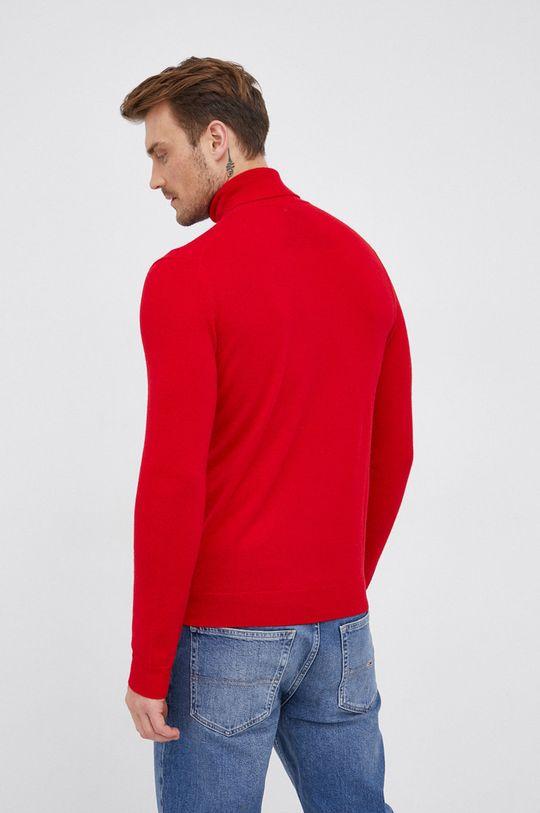 United Colors of Benetton - Vlněný svetr  100% Virgin vlna