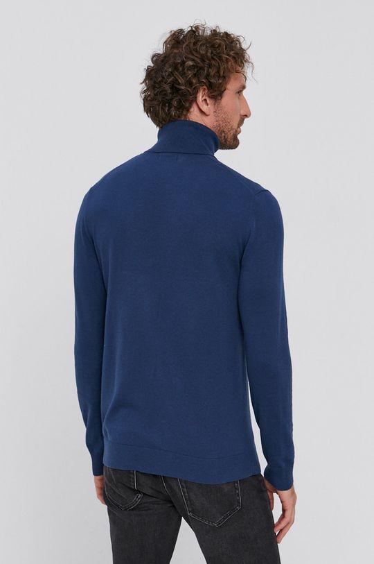 Sisley - Sweter 84 % Bawełna, 5 % Elastan, 11 % Poliamid