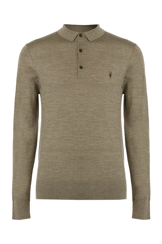 AllSaints - Sweter wełniany Męski