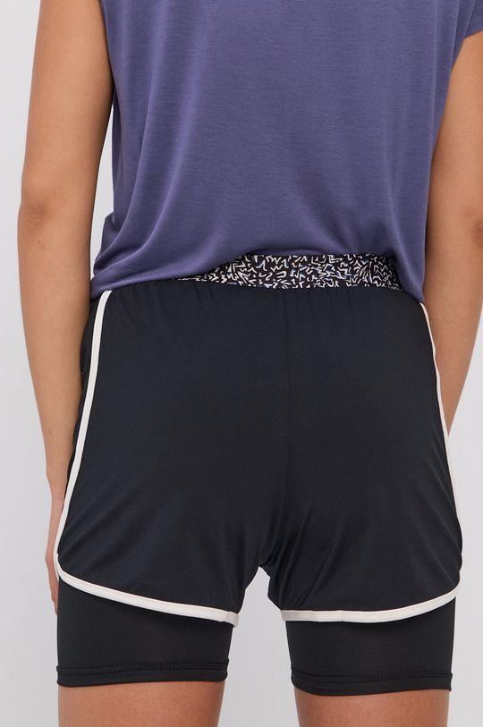Only Play - Pantaloni scurti negru