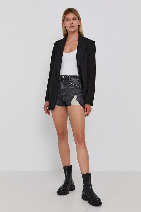 Miss Sixty - Džínové šortky černá