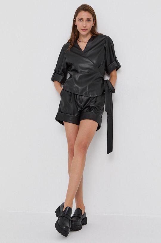 Karl Lagerfeld - Szorty czarny