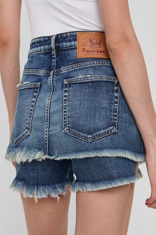 Diesel - Szorty jeansowe 99 % Bawełna, 1 % Elastan