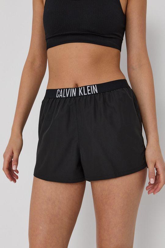 černá Calvin Klein - Kraťasy Dámský
