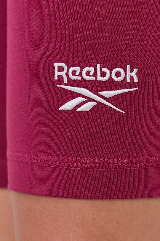 czerwony Reebok - Szorty