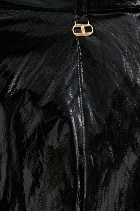 μαύρο Elisabetta Franchi - Σορτς