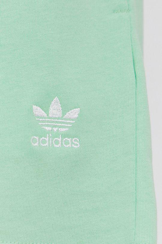 blady zielony adidas Originals - Szorty