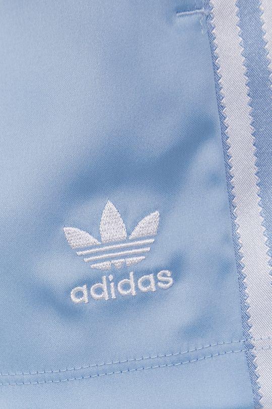 jasny niebieski adidas Originals - Szorty