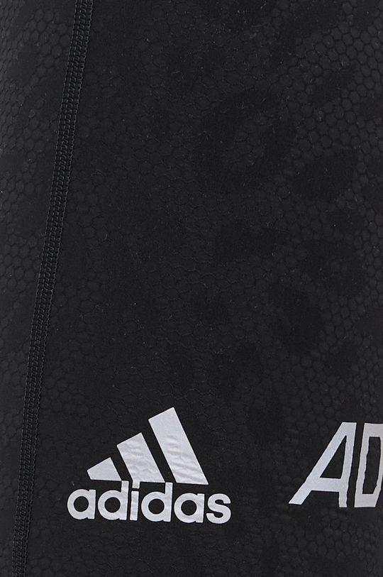 adidas Performance - Szorty 68 % Nylon, 32 % Spandex