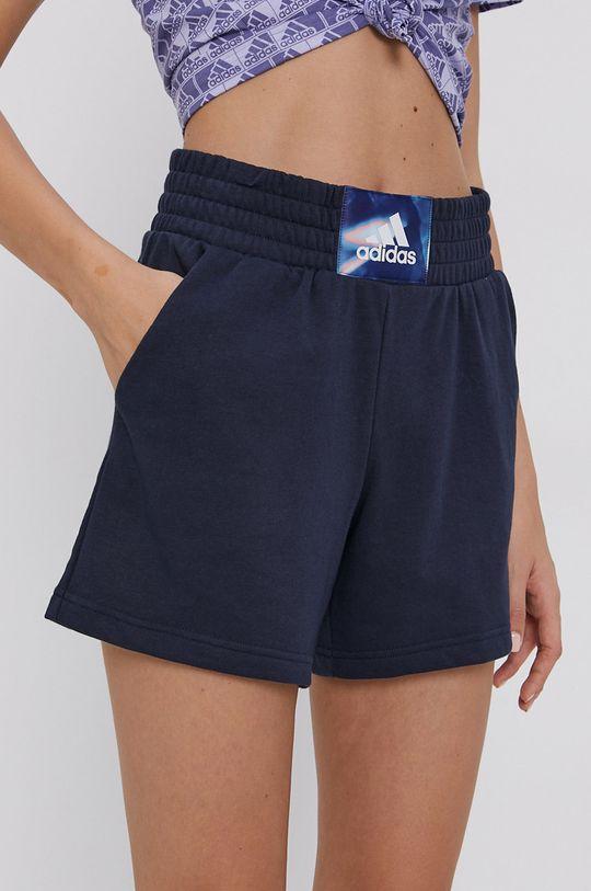bleumarin adidas - Pantaloni scurti De femei