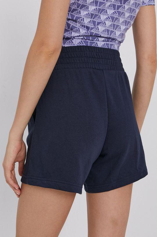 bleumarin adidas - Pantaloni scurti