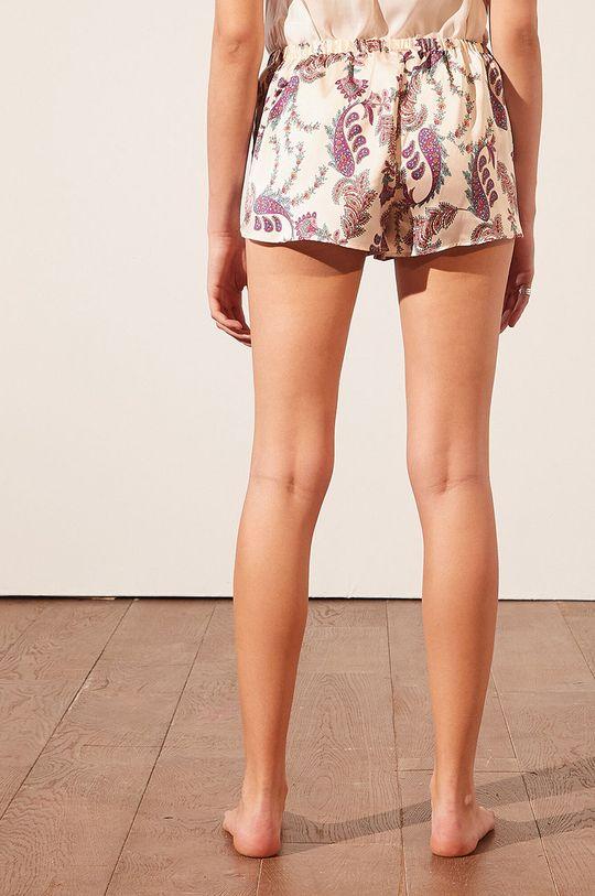 Etam - Szorty piżamowe Leslie 100 % Poliester