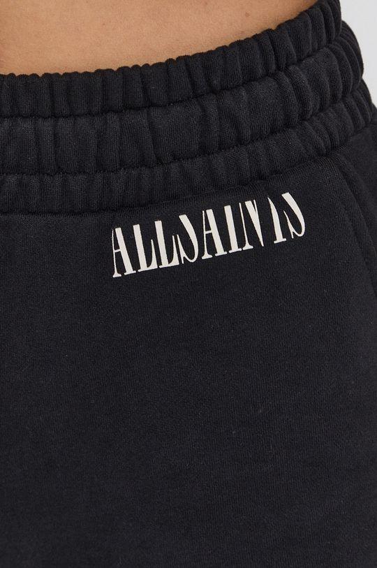 czarny AllSaints - Szorty