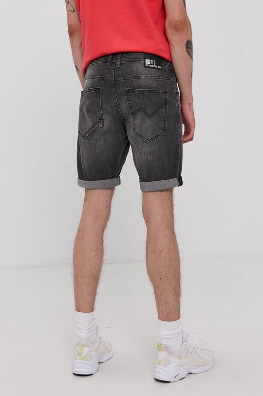 Tom Tailor - Szorty jeansowe 86 % Bawełna, 1 % Elastan, 13 % Poliester