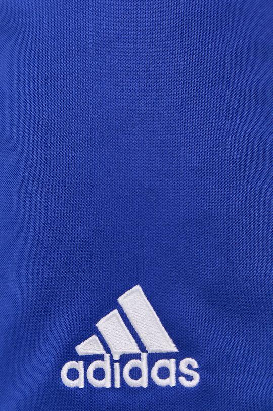 modrá adidas Performance - Kraťasy