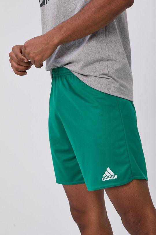 zielony adidas Performance - Szorty Męski