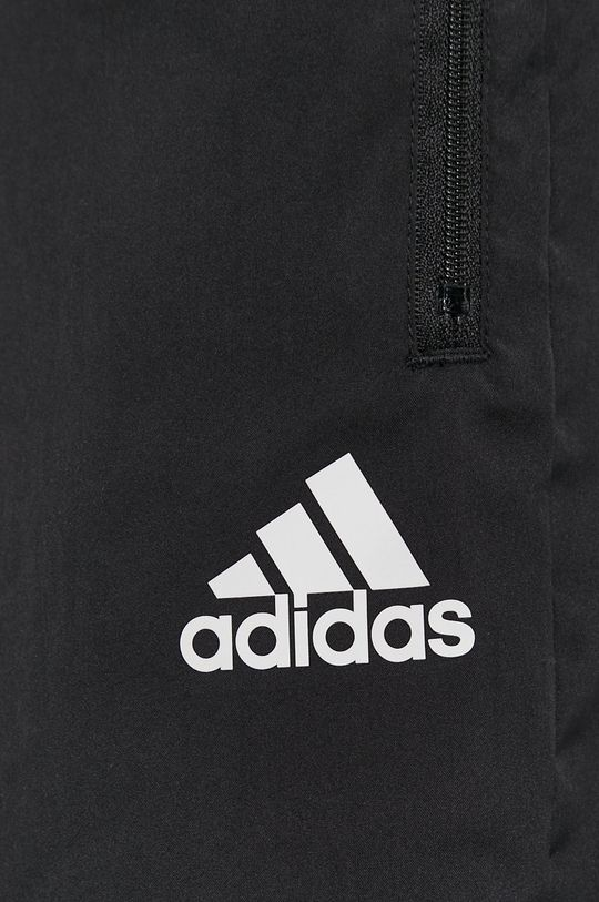 czarny adidas - Szorty