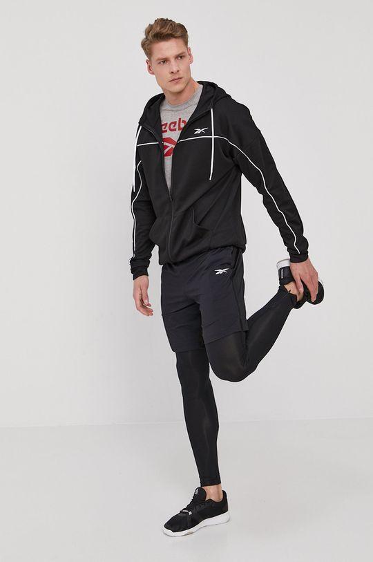 Reebok - Pantaloni scurti negru
